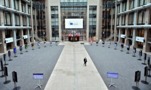 Furloughed Jobs Disguise the Eurozone's Employment Crisis