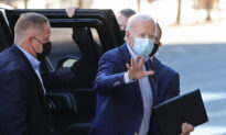 Biden Says It's 'Patriotic Duty' to Wear a Mask as Trump Receives COVID-19 Care