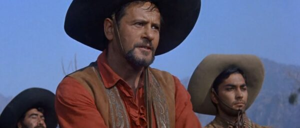 Eli Wallach in Magnificient Seven