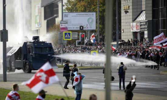 Belarus Tests Rule of Authoritarian Leader