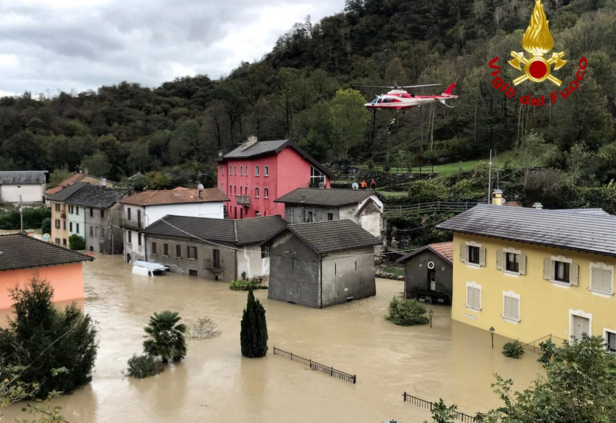 Bodies Found along France-Italy Border As Storm Alex Ravages Region