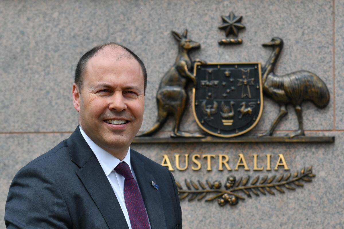 Australian Treasurer Focused on Domestic Household Spending Over...