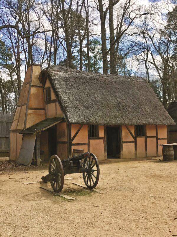 Jamestown Settlement 10