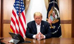 Trump Working on Declassification of Intelligence From Hospital, Chief of Staff Says