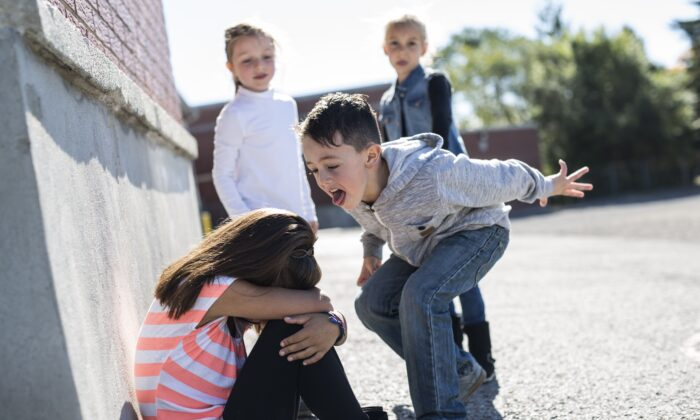 Anger, shame, and fear are at the core of why kids bully. (Lopolo/Shutterstock)