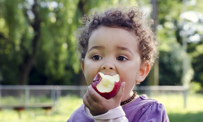 Eating an apple a day is good. Eating two apples a day is great. (pavla/Shutterstock)