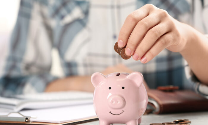 If you have little or nothing in savings now, build up a contingency fund that has enough money to cover your living expenses for three to six months. (New Africa/Shutterstock)