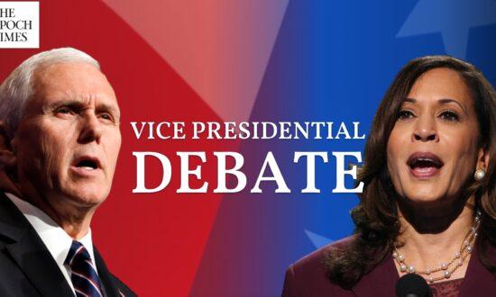 Programming Alert: 2020 Vice Presidential Debate Between Pence and Harris Live Broadcast