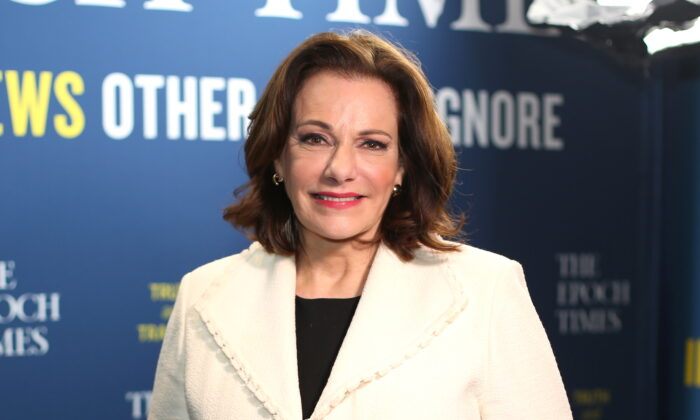 """K. T. McFarland, former deputy national security advisor to President Trump and author of """"Revolution: Trump, Washington and 'We the People'."""" (Brendon Fallon/The Epoch Times)"""