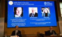 3 Scientists Win Nobel Physics Prize for Black Hole Finds