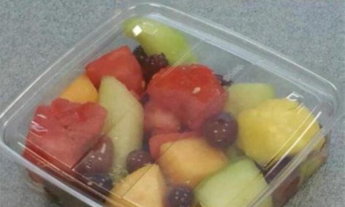 Cut, packaged fruit products being sold by Walmart are being recalled in 9 US States due to possible bacterial contamination. (via FDA)
