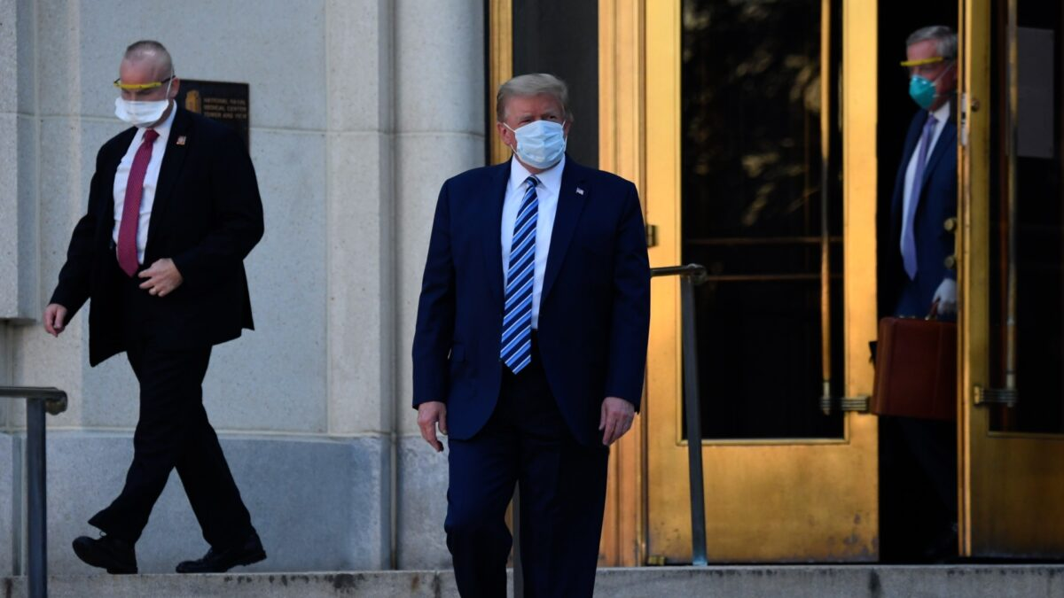 Trump 'Continues to Do Extremely Well' After COVID-19 Diagnosis: Doctor