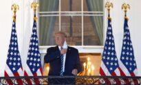 Trump Has CCP Virus Antibodies, White House Doctor Says