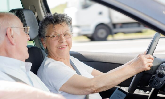 There are many resources available for older Americans who want to keep driving. (Phovoir/Shutterstock)