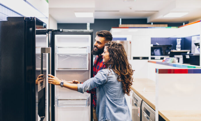 Anticipating your next big money decision—such as a replacement refrigerator in a few years—will give you valuable time to start researching and saving. (hedgehog94/Shutterstock)