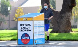 Florida Lawmakers Advance Bill That Would Eliminate Voter Drop Boxes