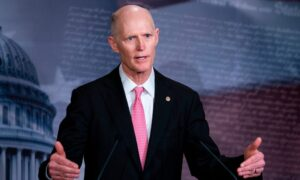 Sen. Rick Scott Says He'll Support Incumbents GOP Senators Over Trump-Backed Candidates