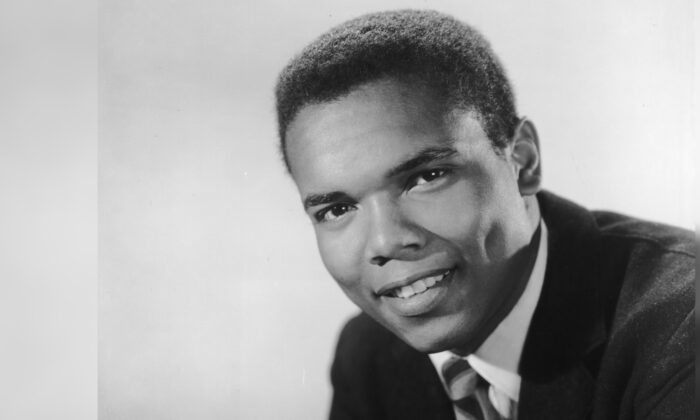 Promotional studio portrait of American pop singer Johnny Nash. (Hulton Archive/Getty Images)