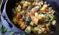 Sage Advice: Turn Zucchini Into One-Pot Stovetop Stuffing