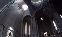 Armenia Says Cathedral Shelled in Clashes With Azerbaijan