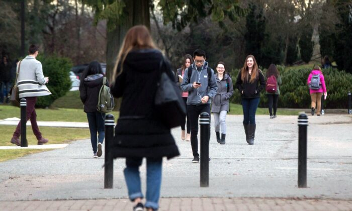 The 2020 Campus Freedom Index shows that universities are shunning free inquiry and expression in favour of diversity and inclusion. (The Canadian Press/Darryl Dyck)