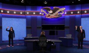 VP Debate: Harris Targets Trump on Pandemic as Pence Defends Administration's Response