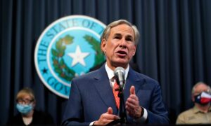 Texas Gov. Abbott Says Intercepted Fentanyl at US Border Saw 800% Increase