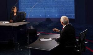 Harris Says She Won't Take CCP Virus Vaccine If Trump Advises It, Pence Responds