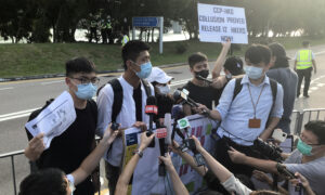 Relatives of Arrested Hong Kong Activists Accuse Government of Lying About Surveillance