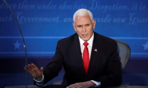 Pence: I'm Pro-Life, While Biden, Harris Support Late-Term Abortion