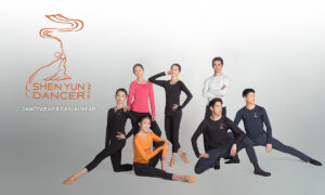 World-Class Dance Company Shen Yun Launches Clothing Line