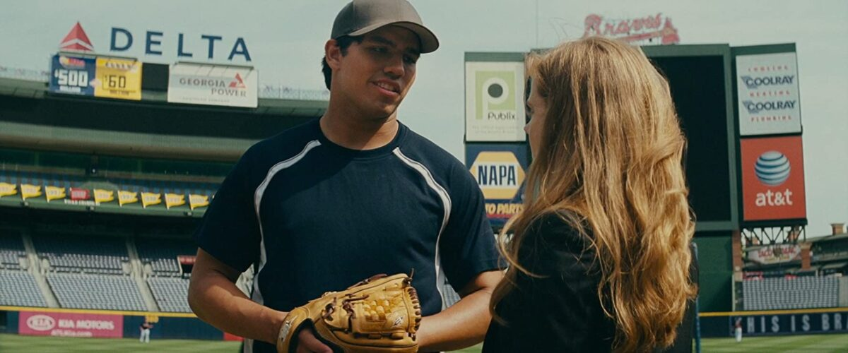 "baseball player and scout in ""Trouble with the Curve"""