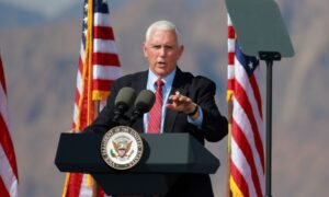 5 Near Pence Test Positive for CCP Virus: White House