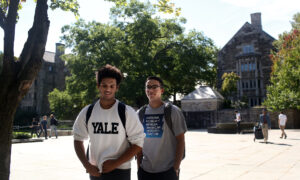 Justice Department Sues Yale University for Alleged Racial Discrimination in Admissions