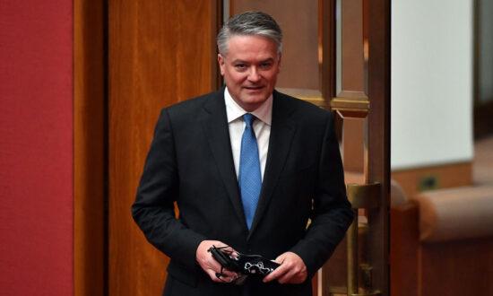 Australian Finance Minister Cormann Seeks Opposition Suport in OECD Bid