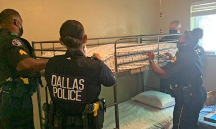 (Courtesy of Dallas Police Department)