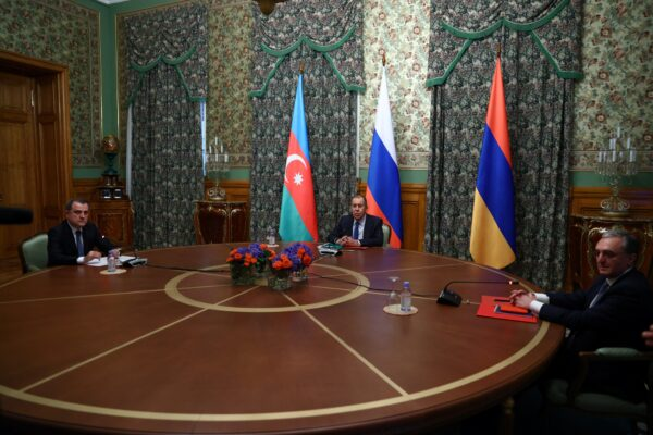Russia Armenia Azerbaijan