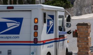Postal Service On-Time Delivery Inconsistent, 'Remains a Concern,' Senator Says