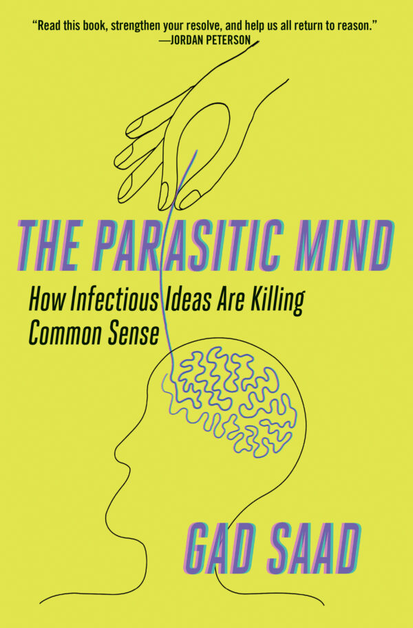 Parasitic Mind COVER