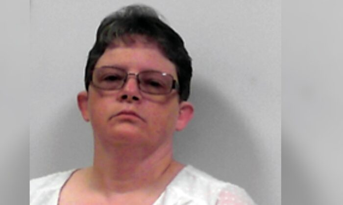 Reta Mays, a former nursing assistant at the Louis A. Johnson VA Medical Center in Clarksburg, W. VA. in a file photo. (West Virginia Regional Jail and Correctional Facility Authority via AP)
