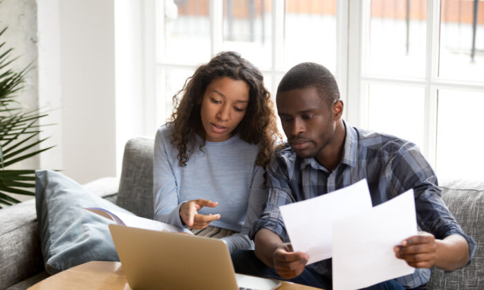 Whether your financial situation requires a minor or major change, you can take back control of your finances. (fizkes/Shutterstock)