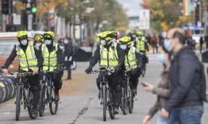 Majority of Canadians View the Police Favourably: Study