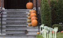 Mask, Pool Noodle, and Hockey Stick: New Tricks for Trick-or-Treating Amid Pandemic