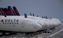 Delta Posts $5.38 Billion 3Q Loss as Pandemic Hits Travel