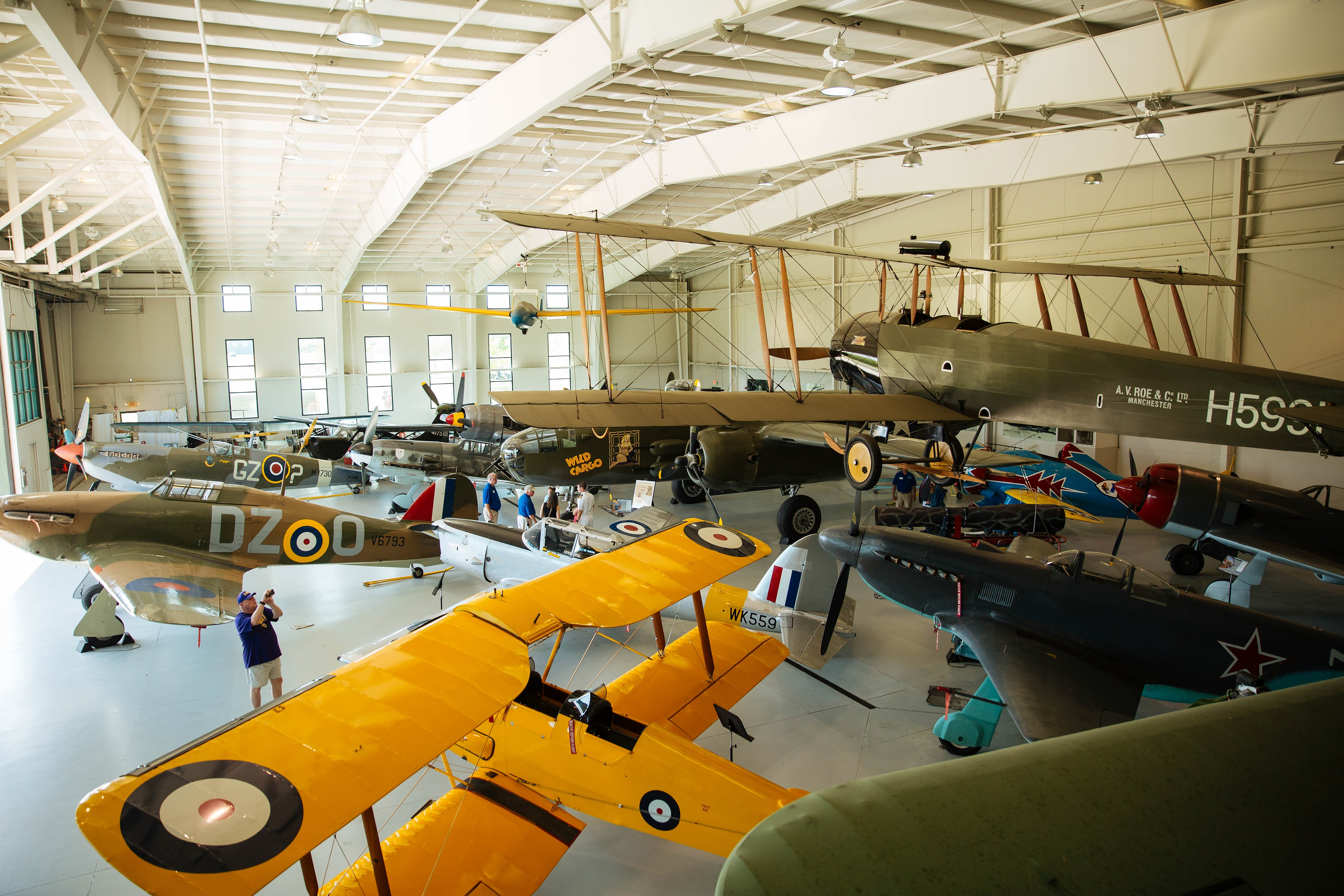 Y-Military Aviation Museum