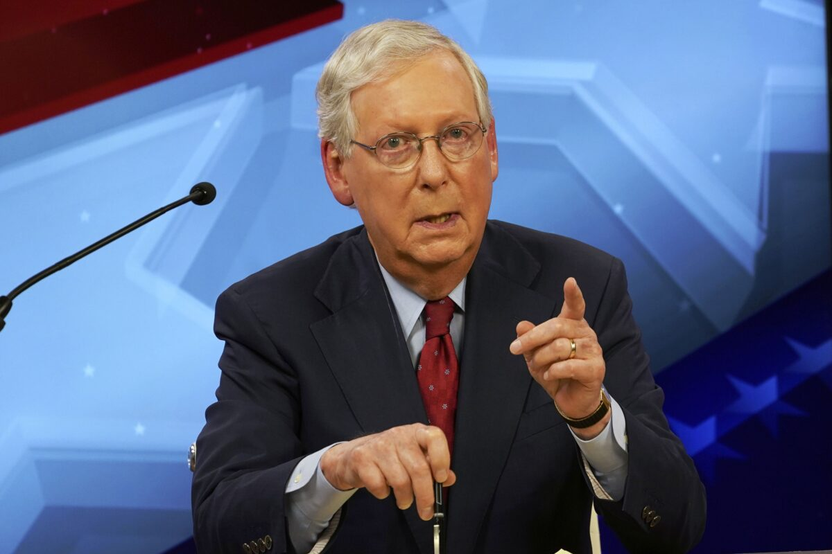 mcconnell update