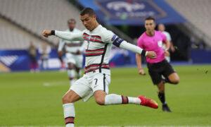Cristiano Ronaldo Tests Positive for CCP Virus