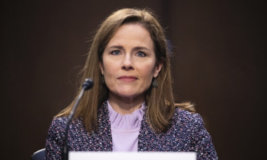 Amy Coney Barrett Confirmed to Supreme Court in 52-48 Senate Vote
