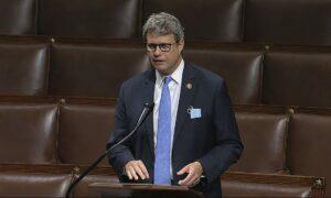 Michigan Congressman Tests Positive Before Rally