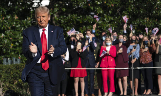 Trump Frames Election as Choice Between 'Socialist Nightmare and the American Dream'